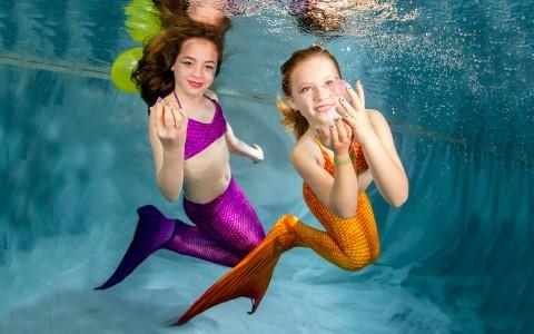 Meerjungfrauenschwimmen - Kursdetails